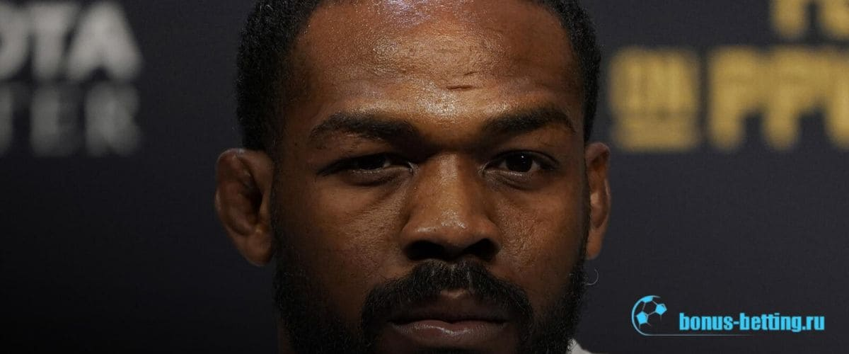 ДЖон Джонс против Доминика Рейеса на UFC 247
