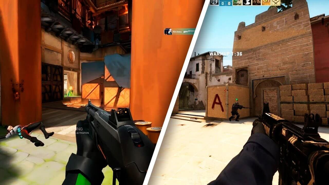 CS GO vs Project A