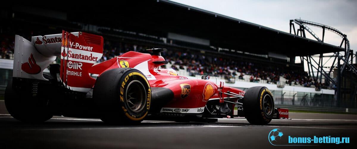 Формула 1 Феррари 2020