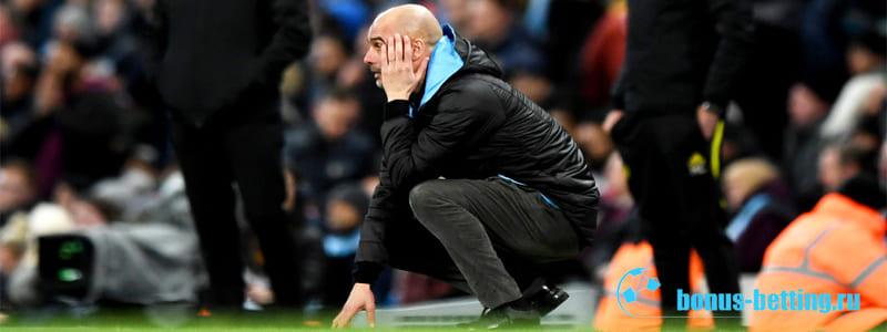 Манчестер Сити забанен в еврокубках на 2 сезона