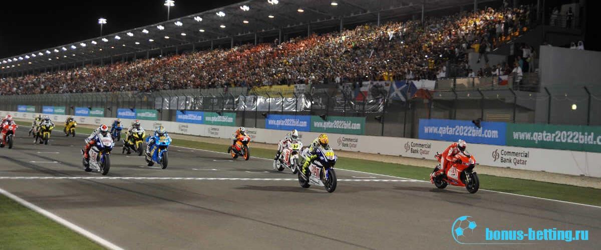 MotoGP 2020 Катар