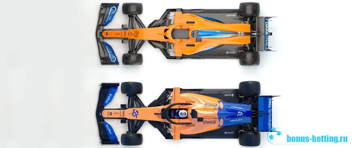 Новая Формула 1 2020