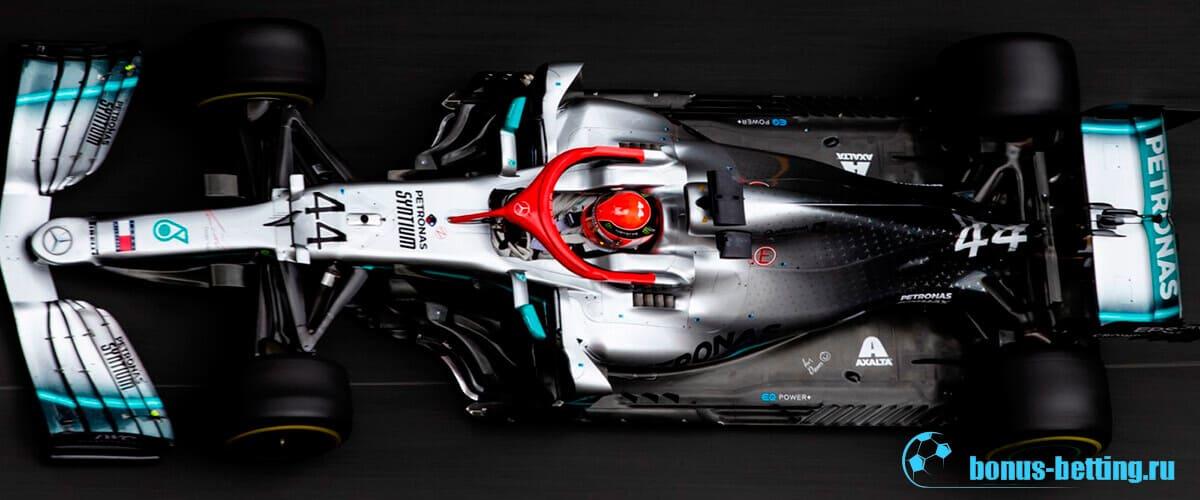 Новые болиды Формула 1 2020 Мерседес