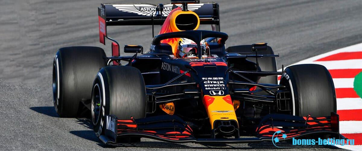 Новые болиды Формула 1 Ред Булл