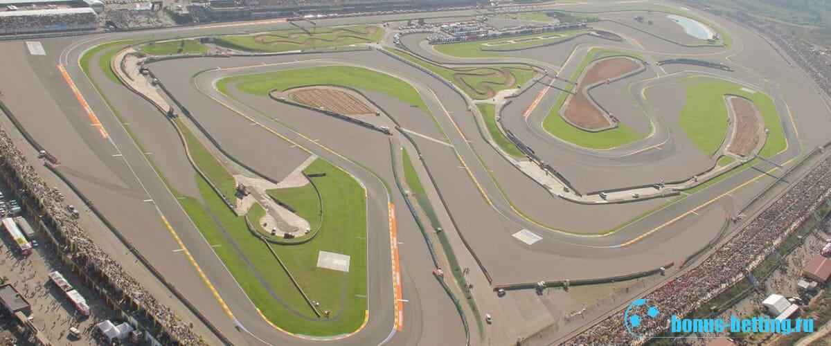Трасса MotoGP
