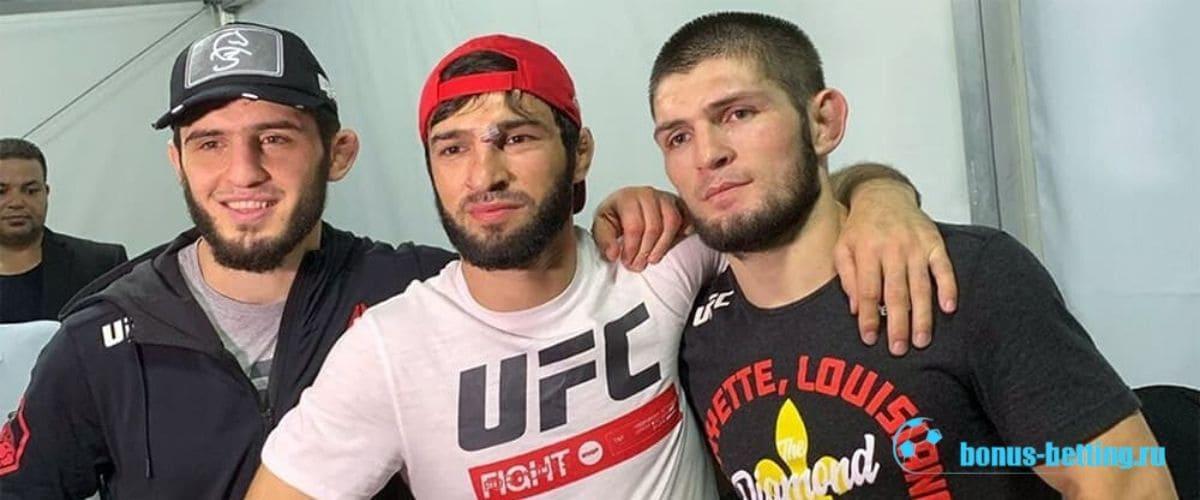 Тухугов - Агилар UFC FN 168