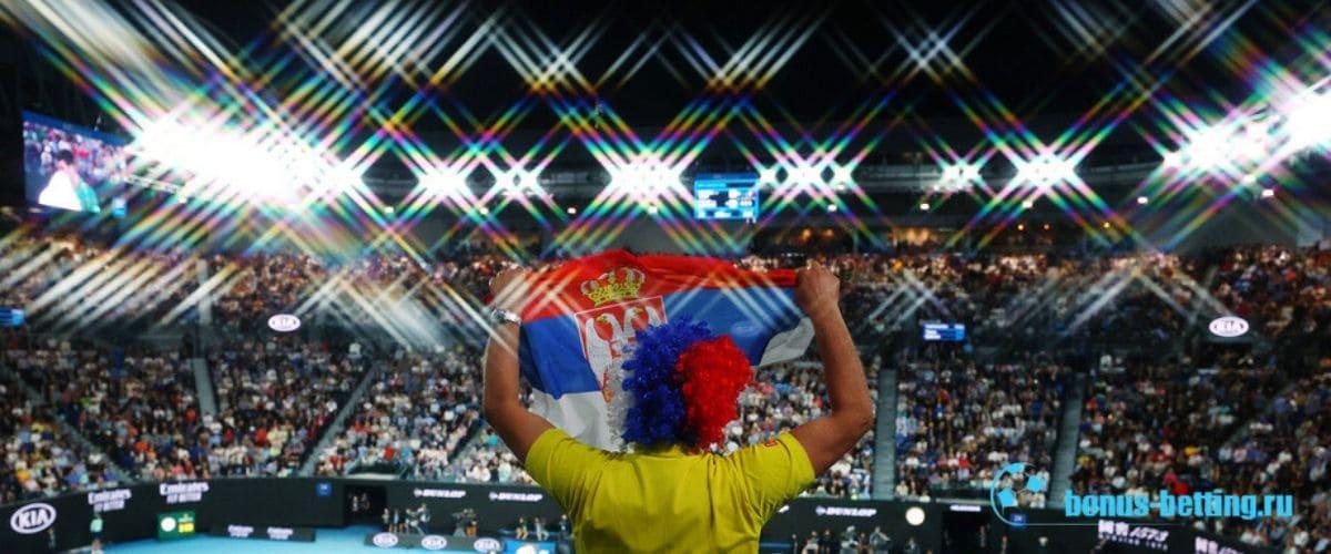 Новак Джокович выиграл 17 титулов ТБШ