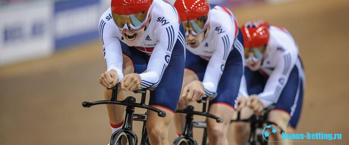 велотрек чемпионат мира