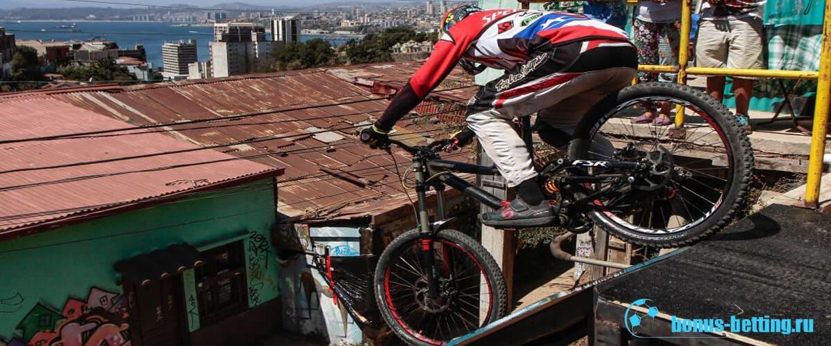 велогонки в чили
