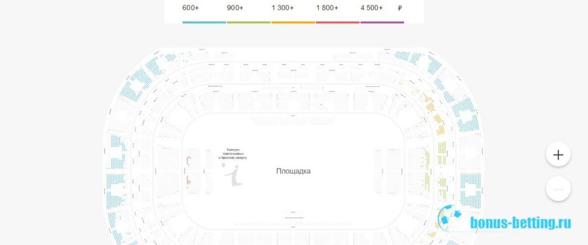 Купить билеты на матч звезд ВТБ 2020