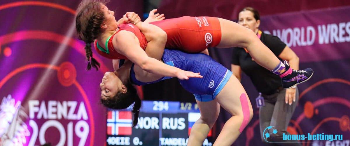 чемпионат мира по греко римской борьбе