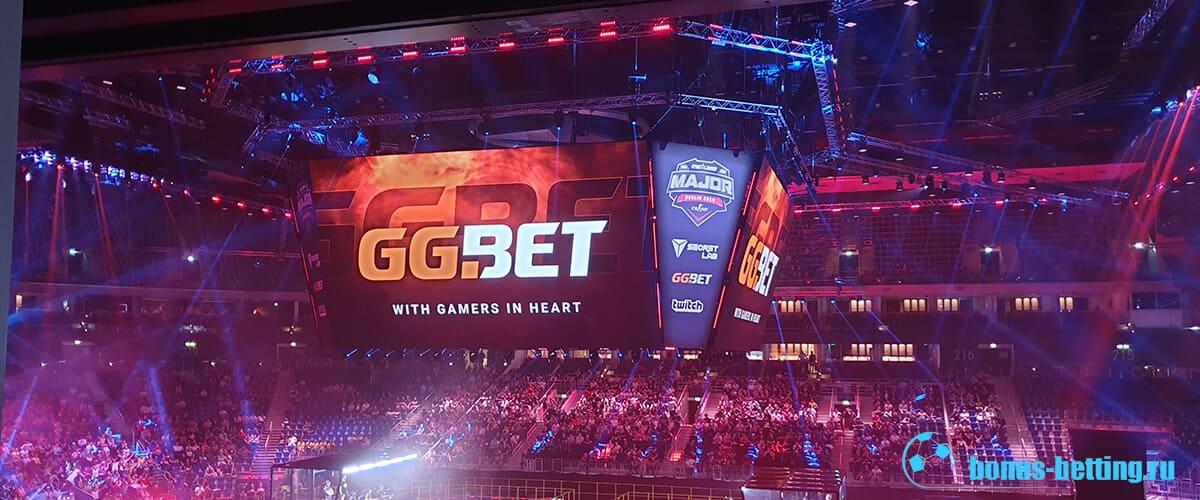 GGbet ставки на спорт