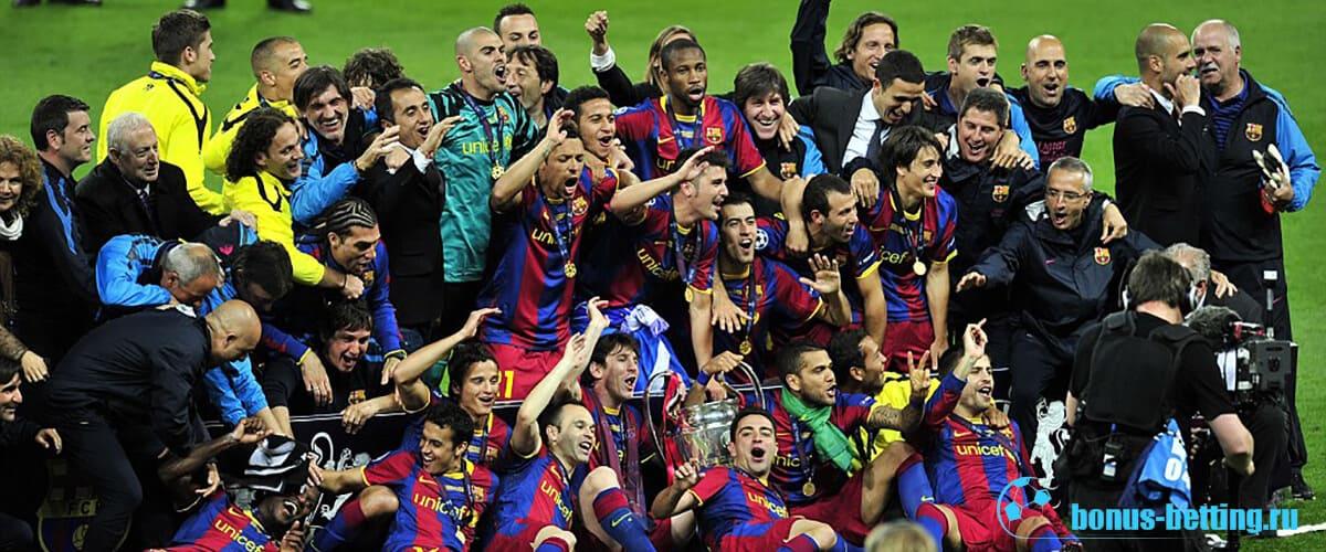 ГВардиола Барселона 2011