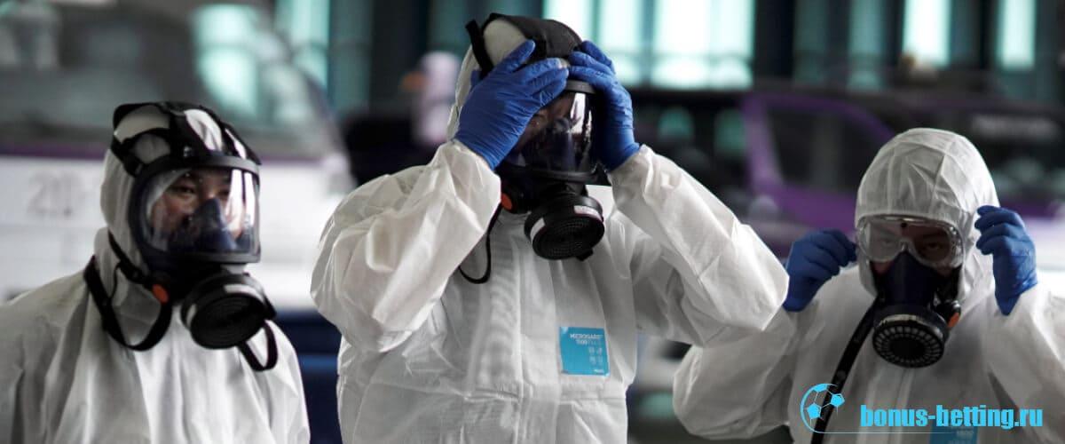 КОронавирус Китай