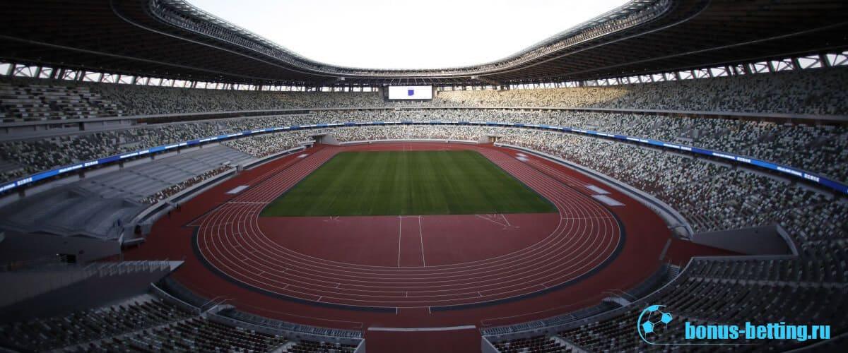 Стадион ОИ 2020