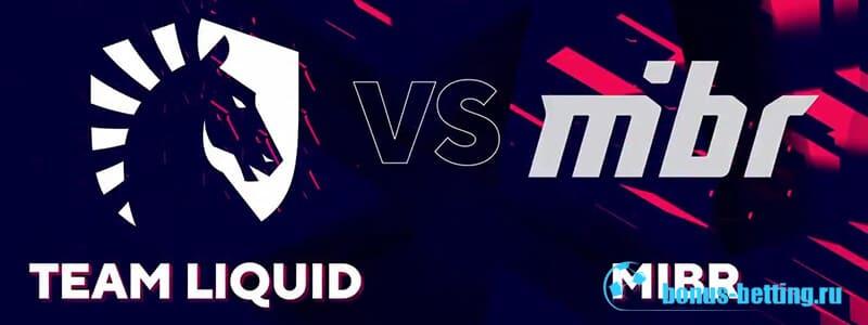 Team Liquid – MIBR