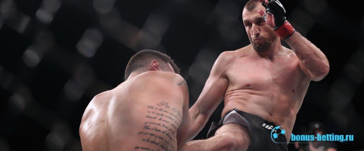 Салихов – Прайс на UFC Fight Night 172