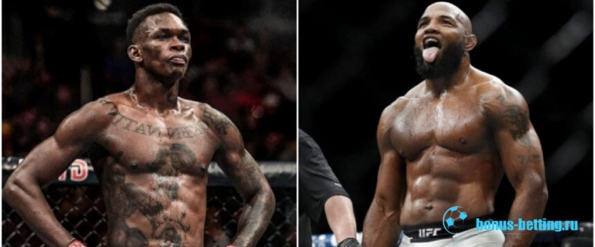 Бой вечера UFC 248: трансляция