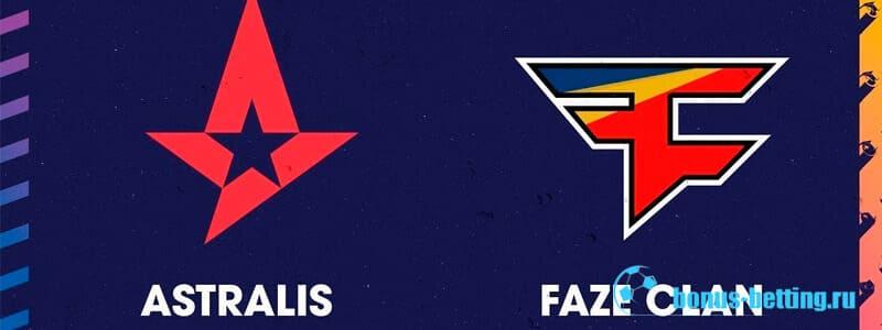 FaZe Clаn – Astralis 7 апреля