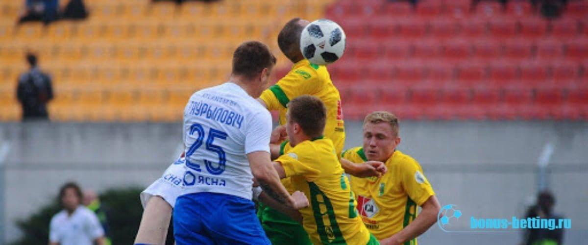 Прогноз на матч Динамо – Неман