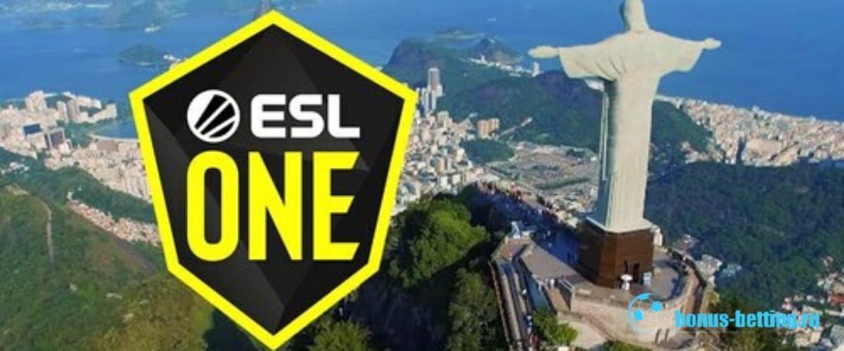 ESL One Road to Rio группа EU