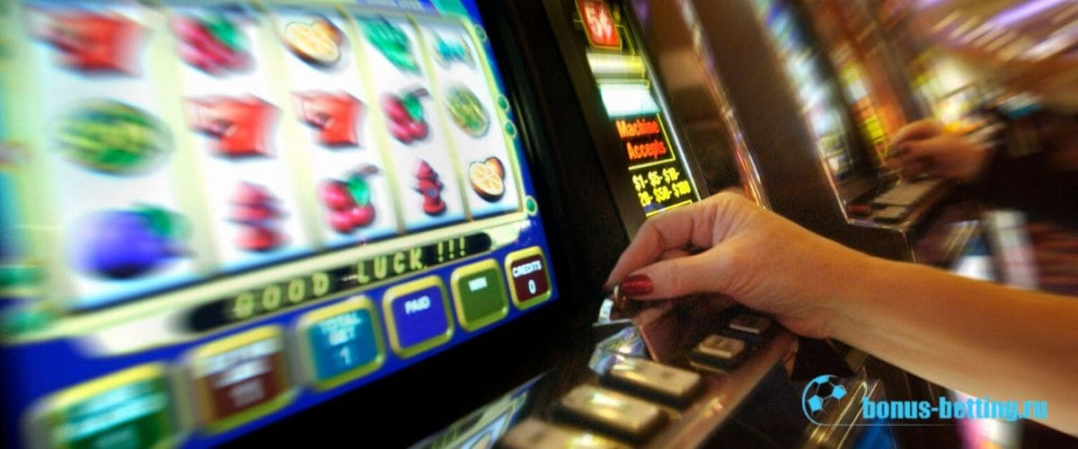Игровые автоматы Мелбет