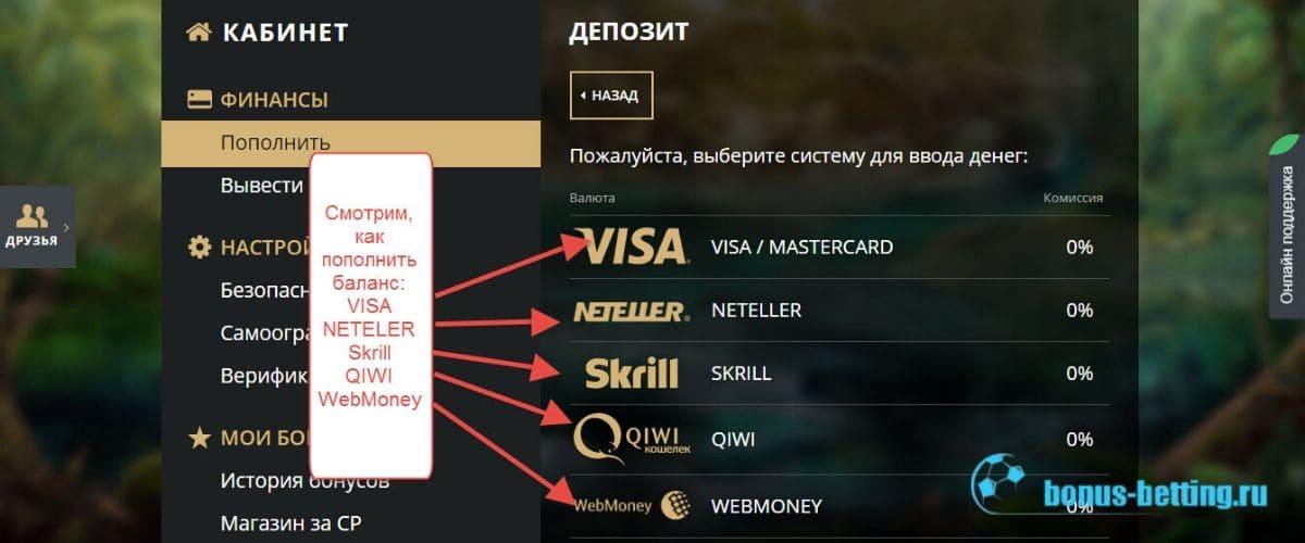 Обзор казино Риобет: ведение счета