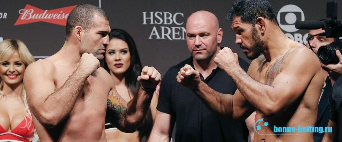 Руа – Ногейра прогноз на бой UFC 250