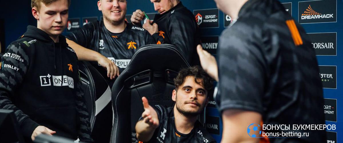 Fnatic – Team Vitality