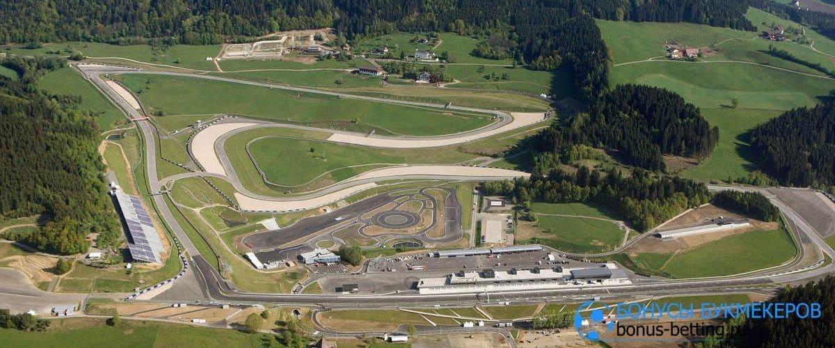 Гран-при Австрии 2020 Формула-1