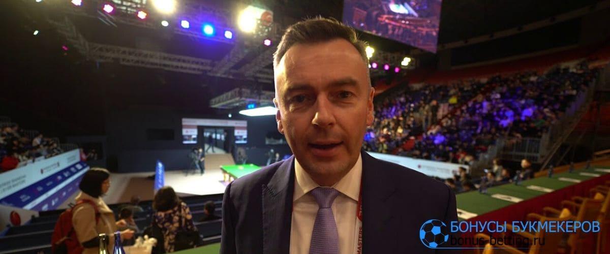 Джейсон Фергюсон о Seniors Irish Masters 2020
