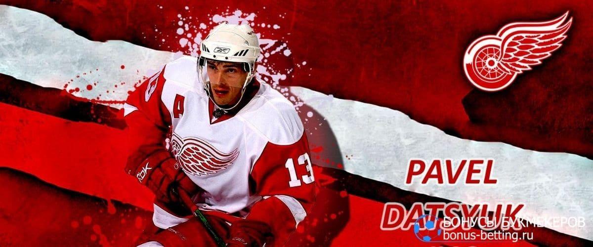 Лучшие голы НХЛ - Павел Дацюк