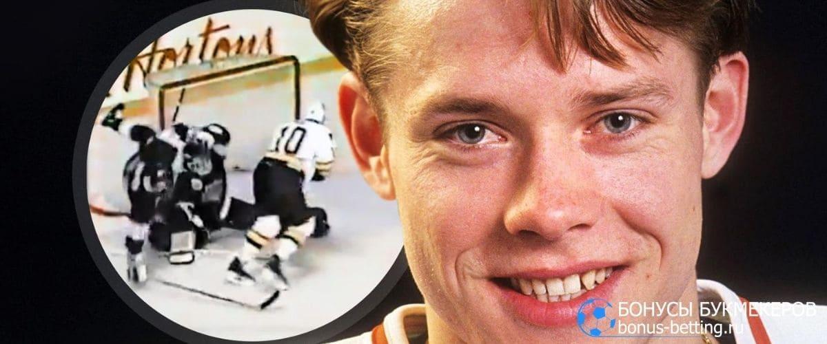 Лучшие голы НХЛ - Павел Буре