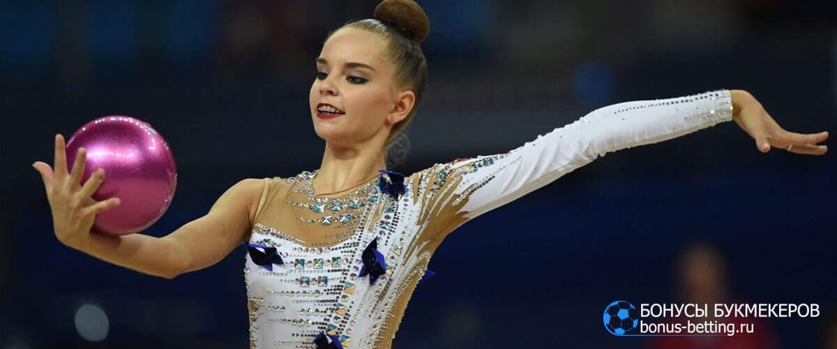 дина аверина гимнастка