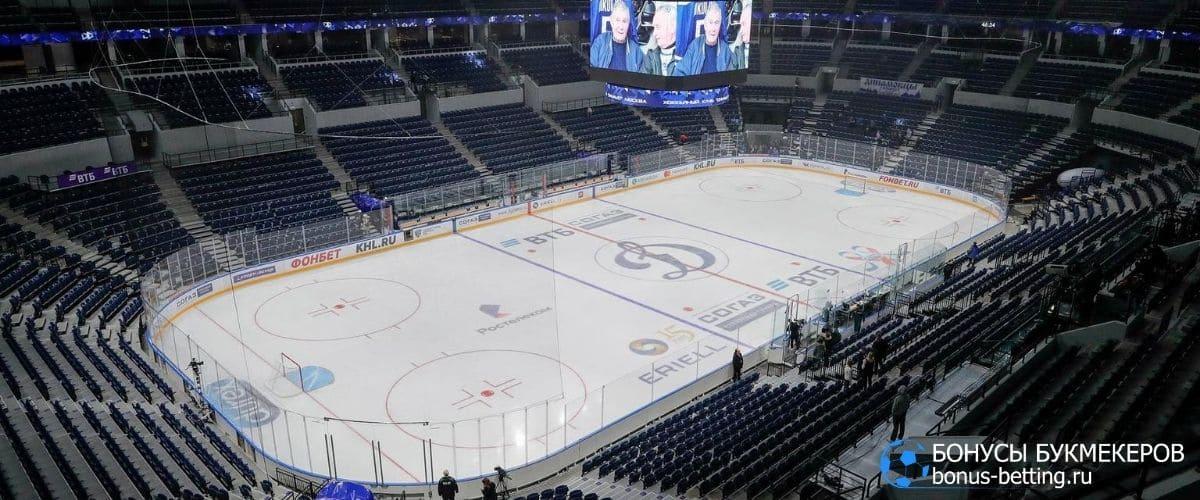 Изменения в КХЛ в сезоне 2020-2021: размер площадки