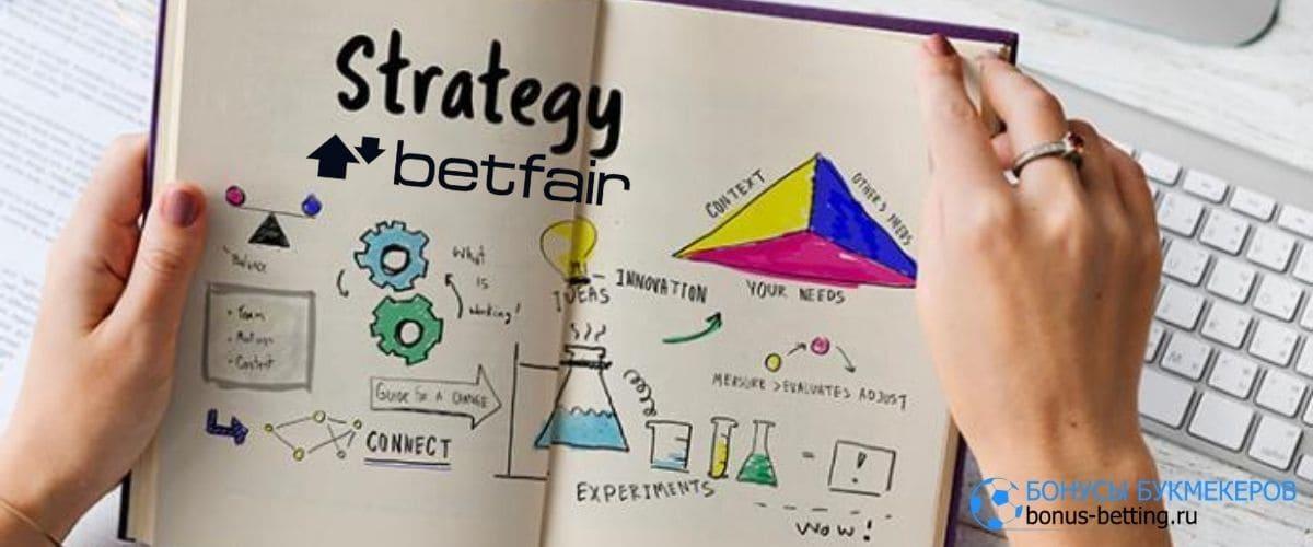 Стратегии Betfair