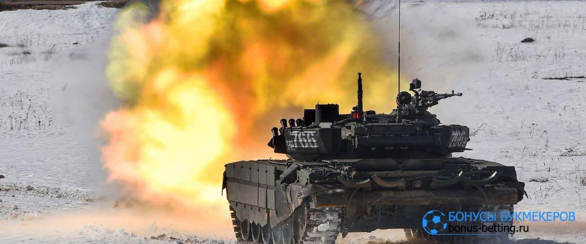 танковый биатлон арми 2020