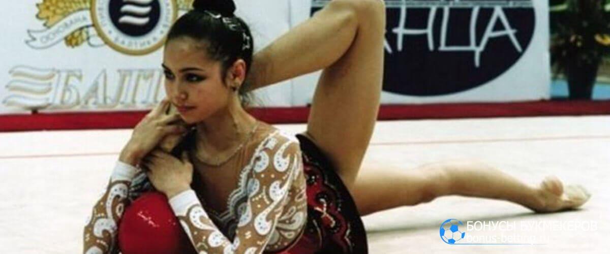 Ляйсан Утяшева гимнастика