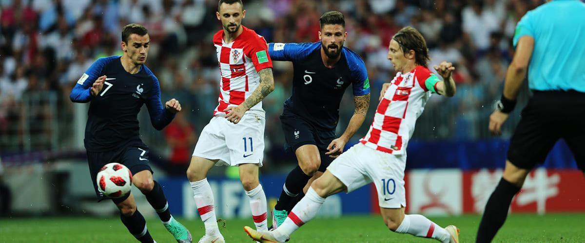 Франция – Хорватия