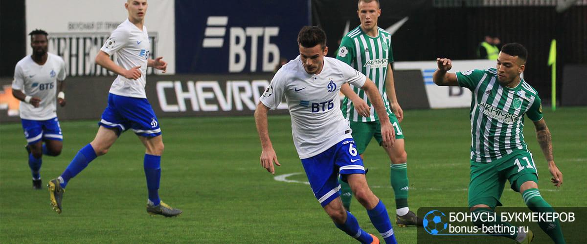 Динамо Москва – Ахмат