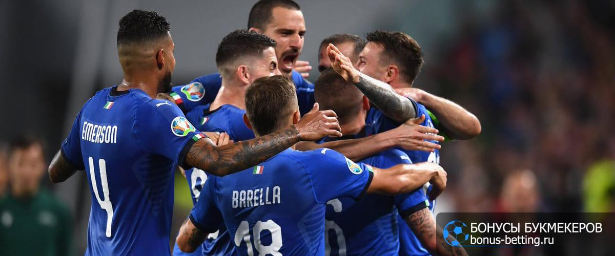 Италия - Босния и Герцоговина