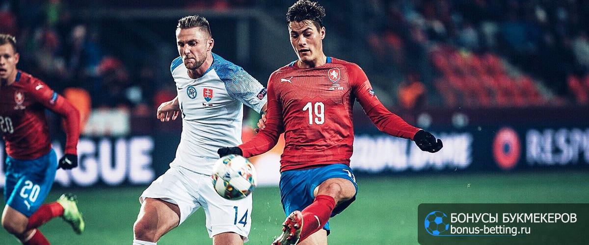 Словакия - Чехия