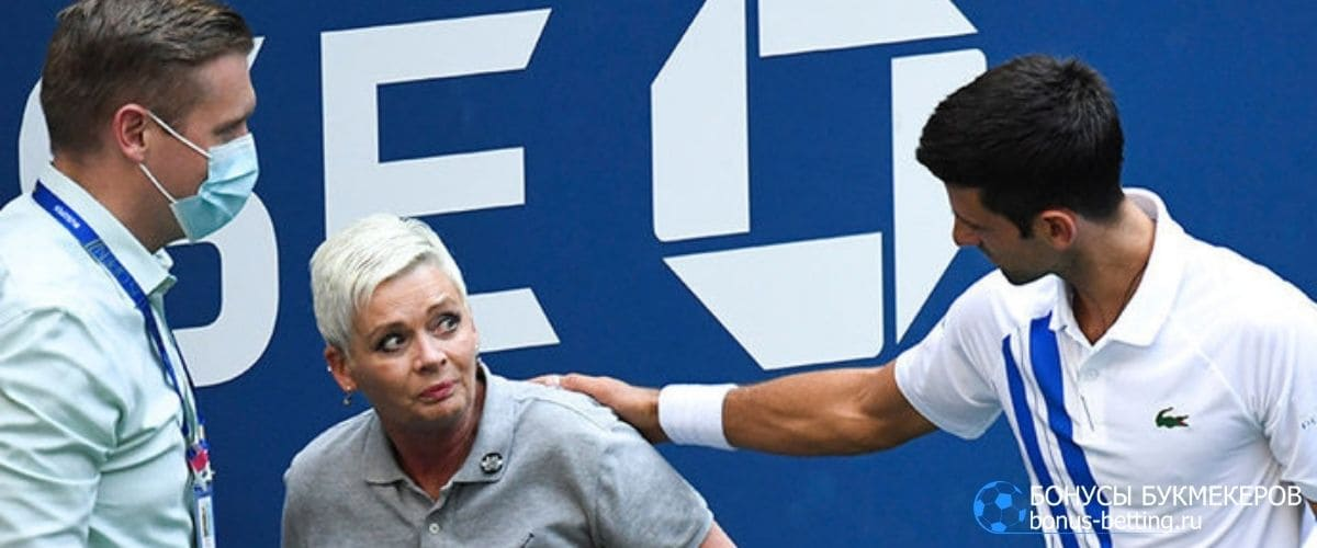 Дисквалификация лидера мирового ATP-рейтинга