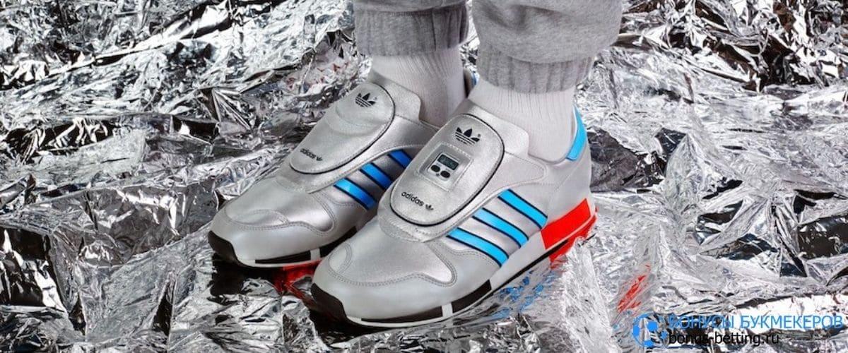 Необычные кроссовки: Adidas Micropacer