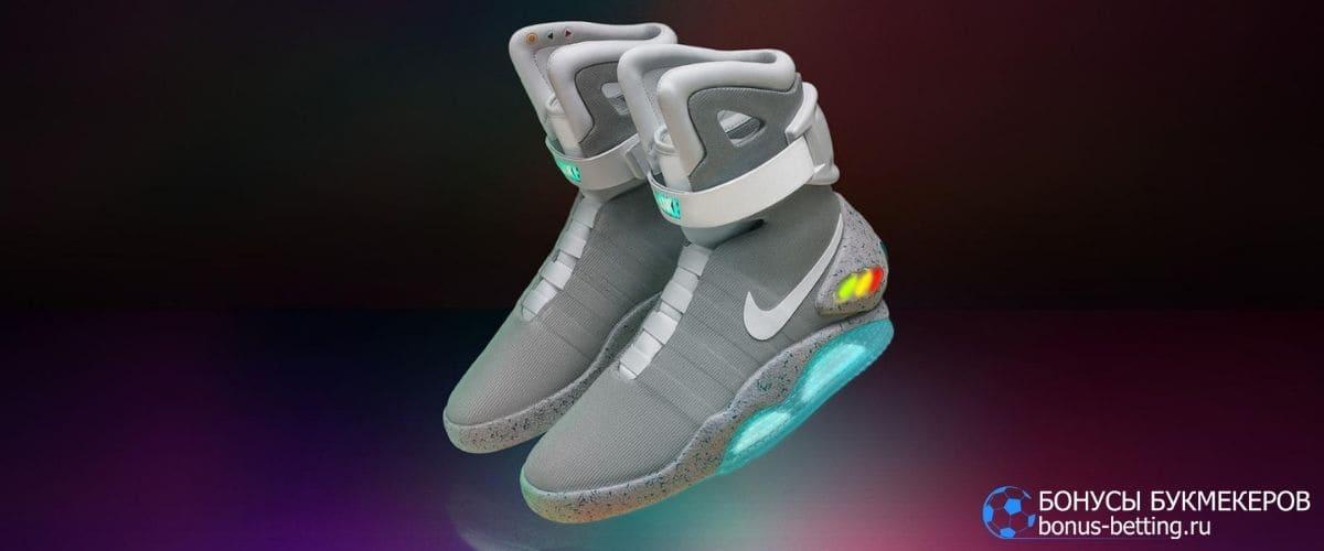 Необычные кроссовки: Nike Air Mags