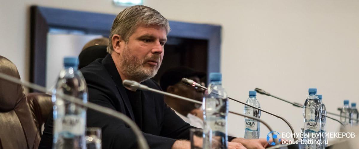 Андрей Рябинский («Мир бокса»)