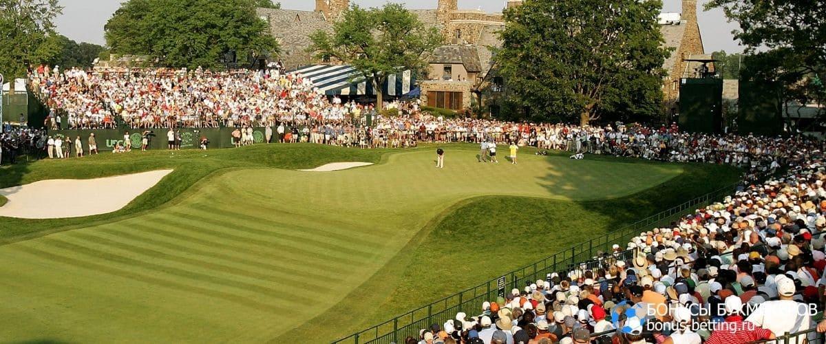 USOpen golf 2020