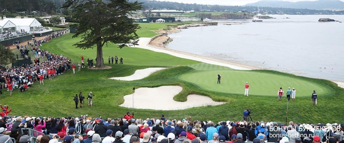 Открытый чемпионат США 2020 по гольфу