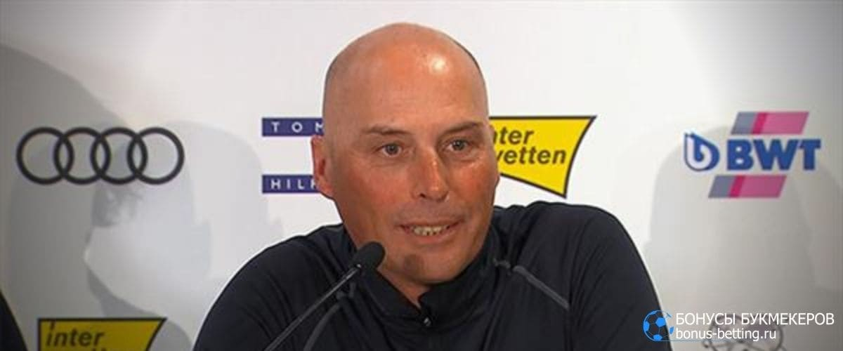 Race-директор FIS Маркус Валднер