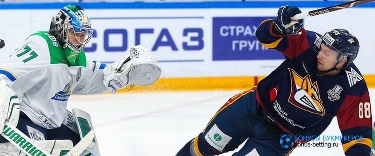 Металлург - Салават Юлаев прогноз на 30 октября